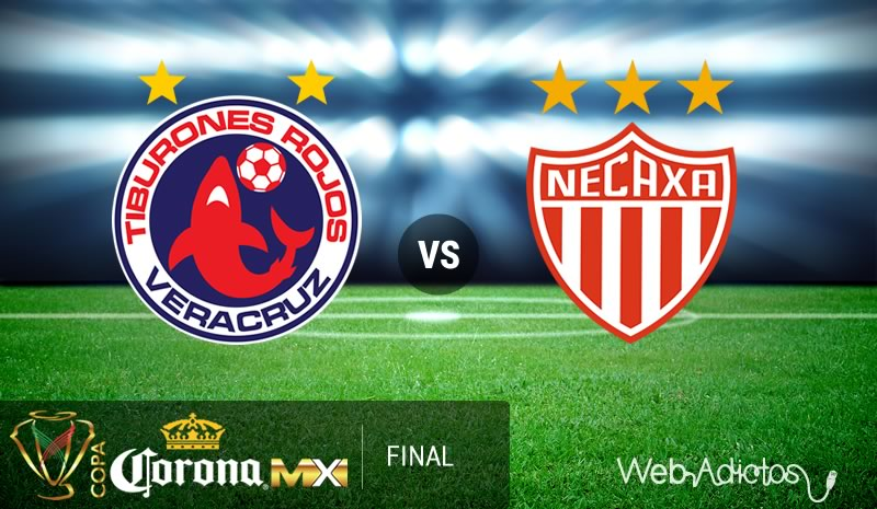 Veracruz vs Necaxa, Final de la Copa MX C2016 | Resultado: 4-1 - veracruz-vs-necaxa-final-copa-mx-clausura-2016