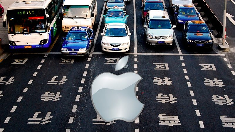 Apple invierte mil millones de dólares en un servicio chino de taxis privados - apple-didi-chuxing-800x450