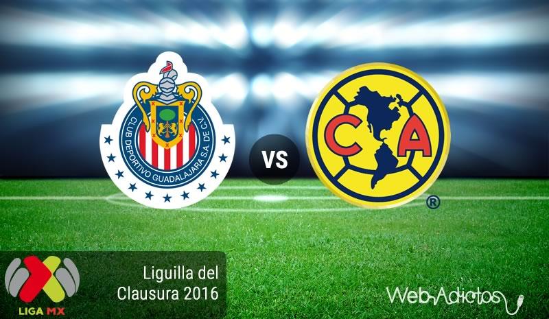 Chivas vs América, Liguilla del Clausura 2016 | Resultado: 0-0 - chivas-vs-america-liguilla-clausura-2016