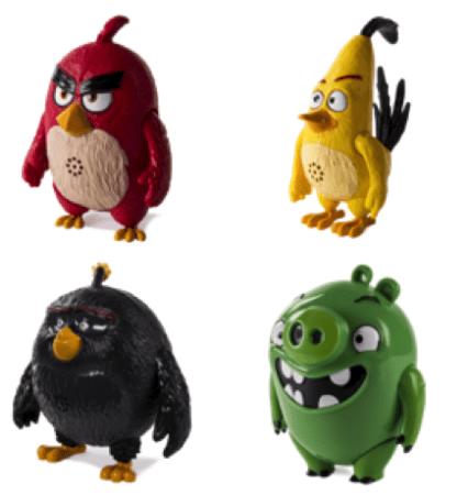 Conoce la nueva colección de juguetes de Angry Birds - figuras-de-accion-lujo-y-sonido-426x450