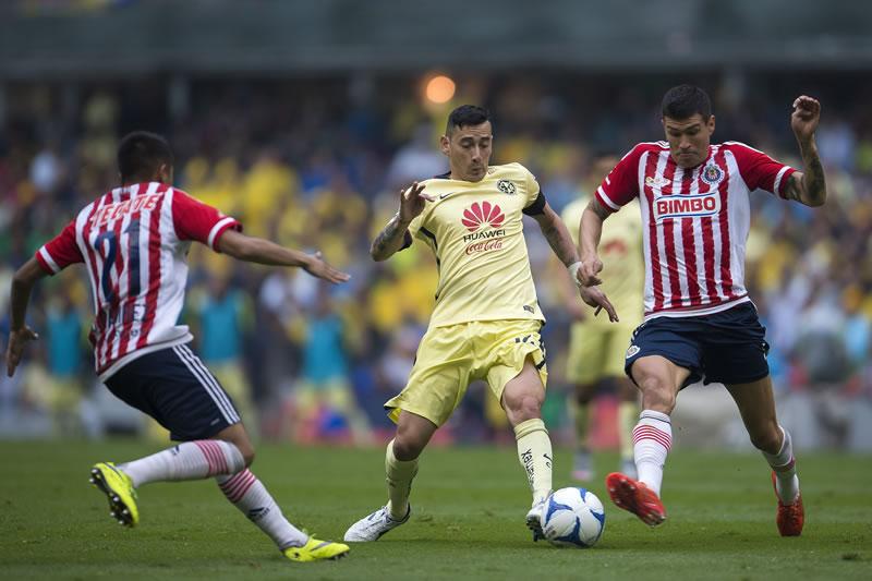 A qué hora juega América vs Chivas y en qué canal   Liguilla del Clausura 2016 - horario-america-vs-chivas-liguilla-clausura-2016