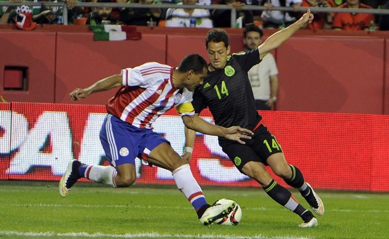 Horario México vs Paraguay, partido amistoso 2016 y qué canal lo transmite - horario-mexico-vs-paraguay-amistoso-2016
