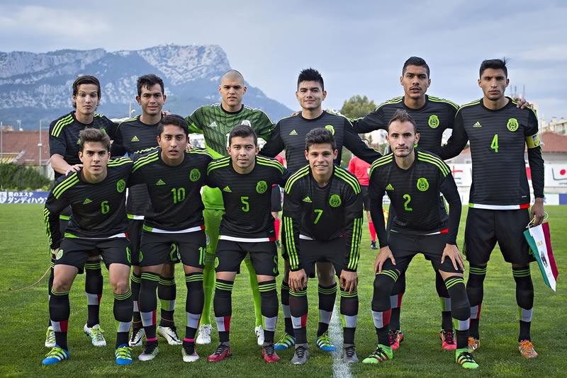 México vs República Checa, Esperanzas de Toulon 2016 - mexivo-vs-republica-checa-esperanzas-de-toulon-2016