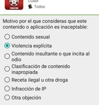 """Aplicación """"Mi Taxi Yucatán"""" del FUTV desaparece de Play Store - mi-taxi-yucatan-play-store-450x800"""