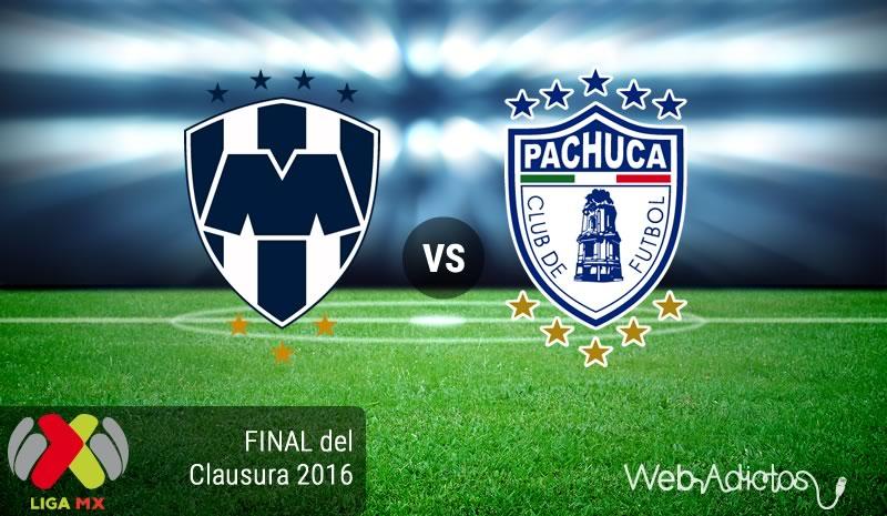 Monterrey vs Pachuca 2016, Final | Resultado: 1-1 - monterrey-vs-pachuca-2016-final-del-clausura-2016