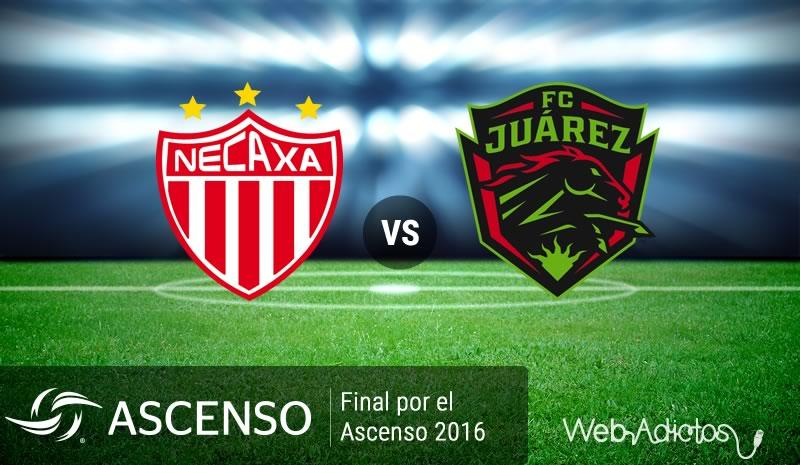 Necaxa vs Juárez, Final por el Ascenso 2016 ¡En vivo por internet!   Ida - necaxa-vs-juarez-final-ascenso-2016