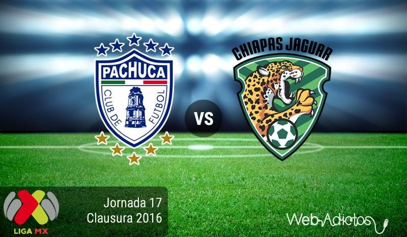 Pachuca vs Jaguares, Jornada 17 del Clausura 2016   Resultado: 2-1 - pachuca-vs-jaguares-jornada-17-del-clausura-2016