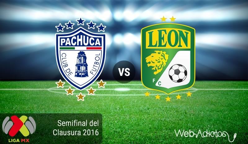 Pachuca vs León, Semifinal Clausura 2016 | Resultado: 2-1 - pachuca-vs-leon-semifinal-clausura-2016