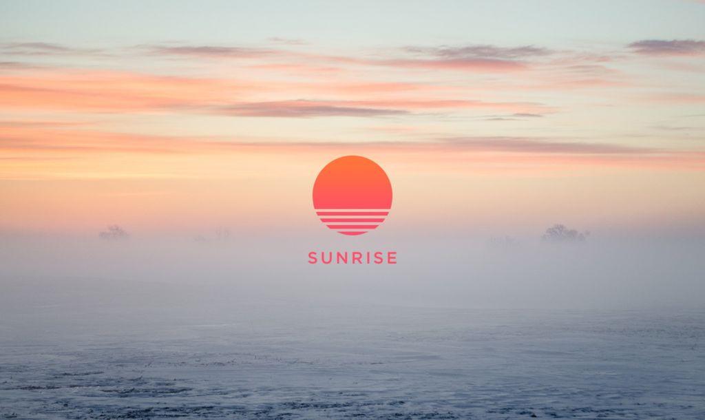 Sunrise Calendar cerrará el 31 de agosto - sunrise-calendar