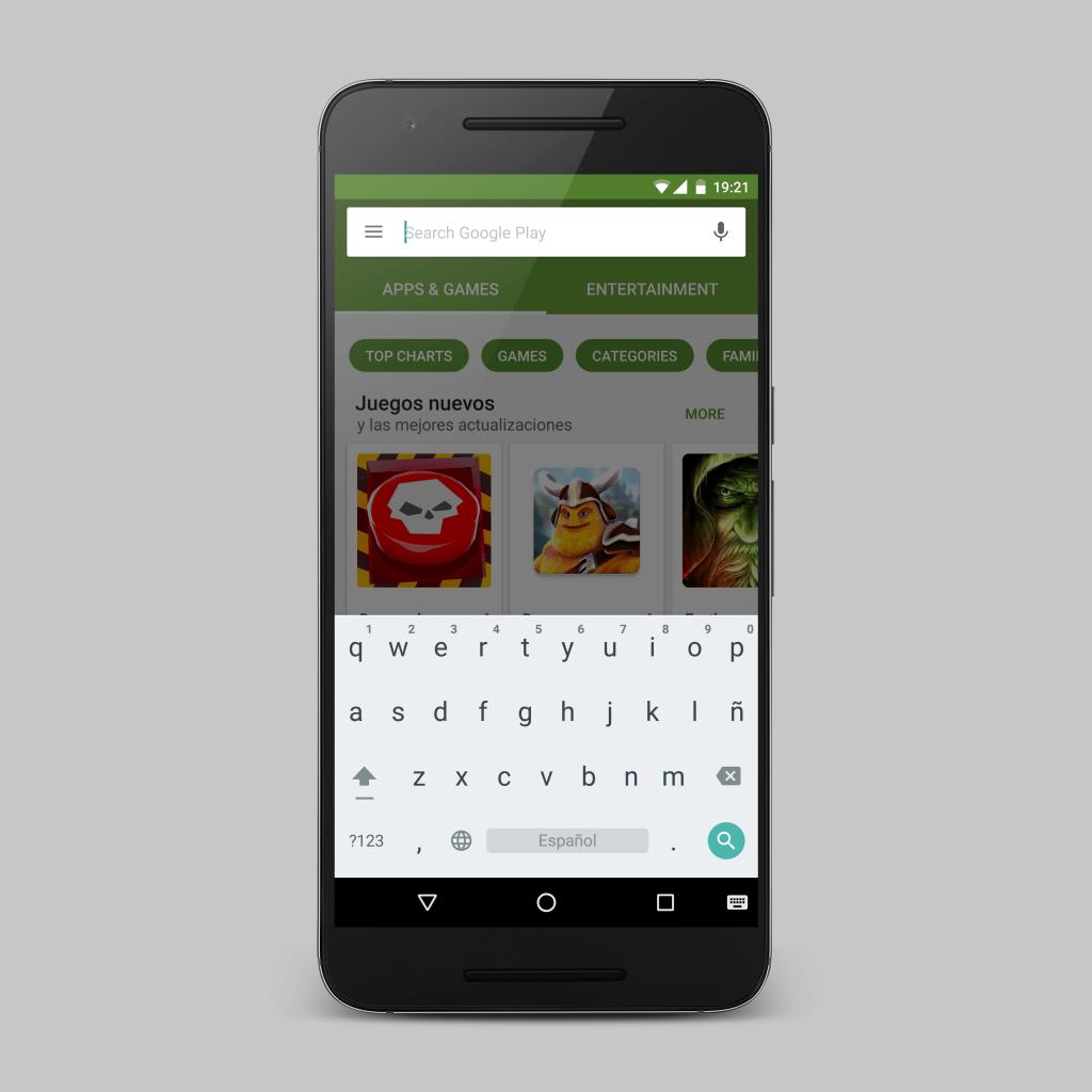 El Teclado de Google recibe una gran actualización - teclado-de-google