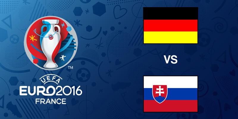 Alemania vs Eslovaquia, Octavos de la EURO 2016   Resultado: 3-0 - alemania-vs-eslovaquia-eurocopa-2016