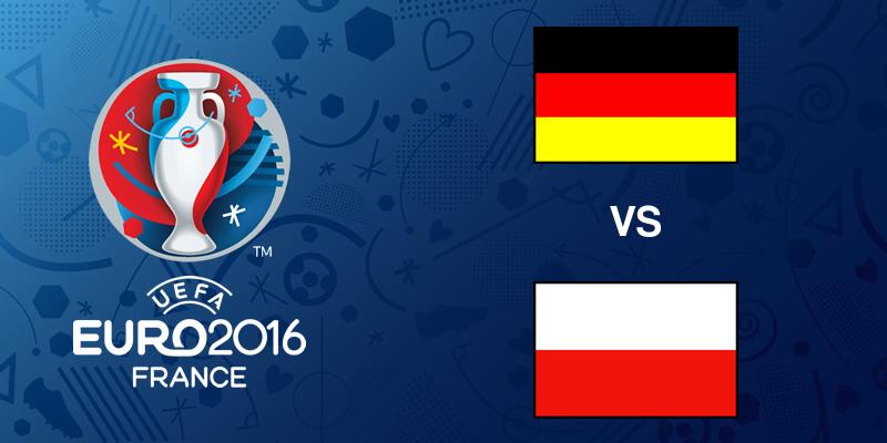 Alemania vs Polonia en la Eurocopa 2016   Resultado: 0-0 - alemania-vs-polonia-eurocopa-2016