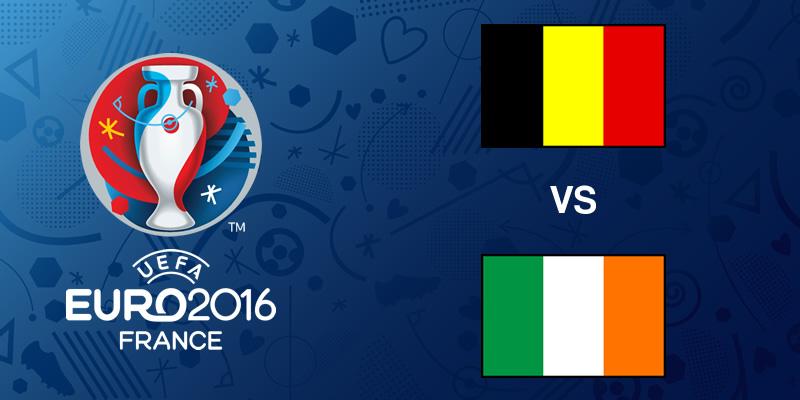 Bélgica vs Irlanda, Eurocopa 2016 | Resultado: 3-0 - belgica-vs-irlanda-eurocopa-2016