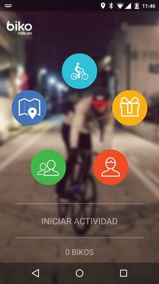 Biko, la app que te premia por usar la bicicleta en la ciudad - biko-app-mexico