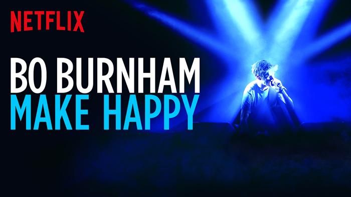 Estrenos en Netflix que puedes ver este fin de semana (3 al 5 de Junio 2016) - bo-burnham-make-happy