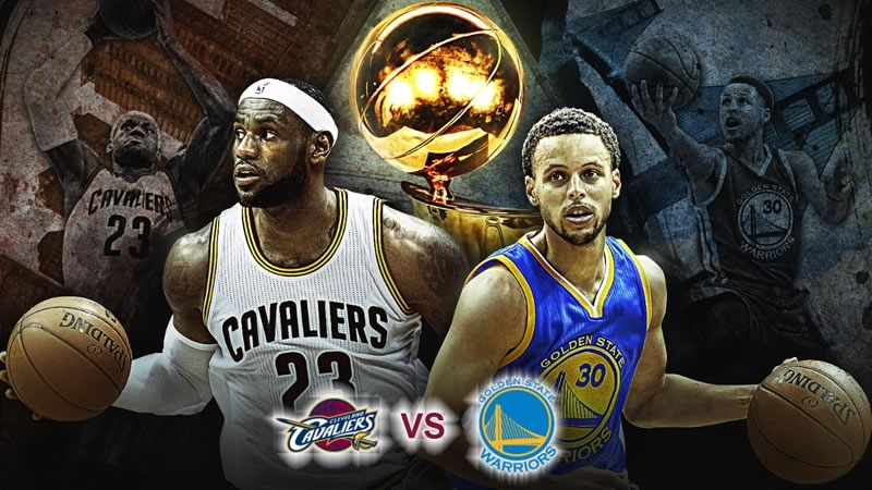 Cavaliers vs Warriors, Juego 1 Final NBA 2016 | Resultado: 89-104 - cavaliers-vs-warriors-golden-state-final-nba-2016-juego-1