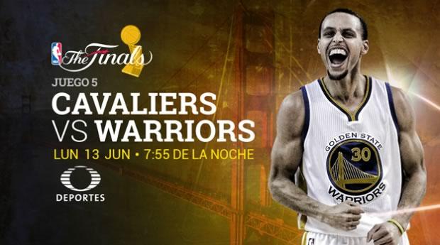 Cavaliers vs Warriors, Juego 5 NBA Finals 2016 - cavaliers-vs-warriors-juego-5-nba-finals-2016
