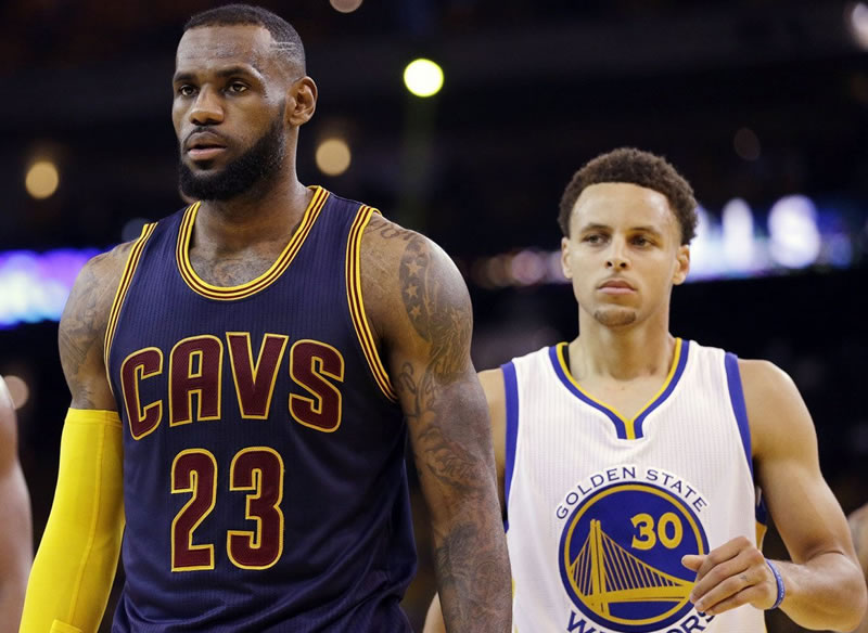 Cavaliers vs Warriors, Juego 1 Final NBA 2016 | Resultado: 89-104 - cleveland-vs-golden-state-juego-1-final-nba-2016