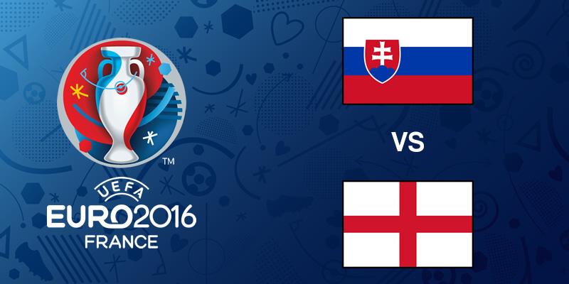 Eslovaquia vs Inglaterra, Eurocopa 2016 | Resultado: 0-0 - eslovaquia-vs-inglaterra-eurocopa-2016