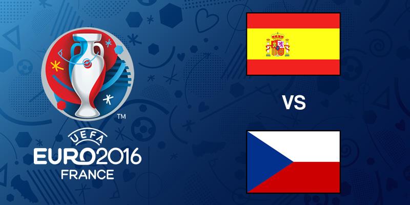 España vs República Checa, Eurocopa 2016 | Resultado: 1-0 - espana-vs-republica-checa-eurocopa-2016