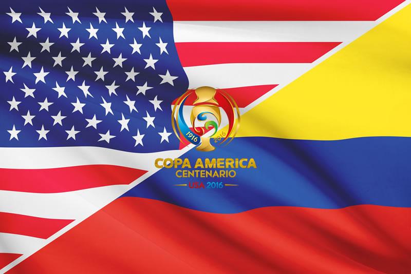 Estados Unidos vs Colombia, Copa América 2016 | Resultado: 0-2 - estados-unidos-vs-colombia-copa-america-centenario-2016