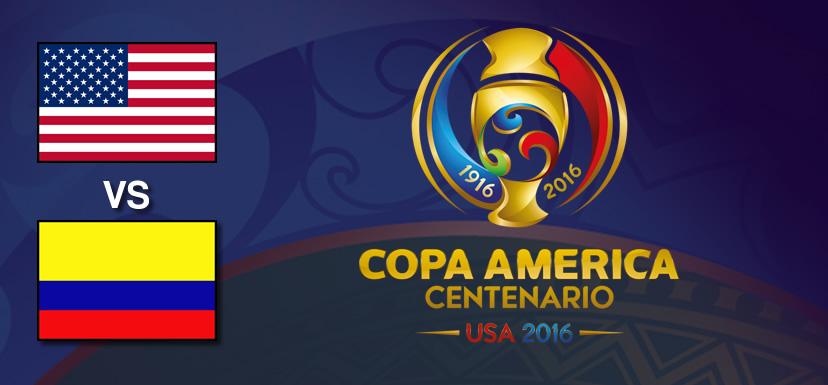 Estados Unidos vs Colombia, Tercer Lugar de Copa América 2016 | Resultado: 0-1 - estados-unidos-vs-colombia-tercer-lugar-copa-america-centenario-2016