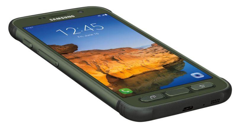 Samsung lanza el Galaxy S7 Active en Estados Unidos - galaxy-s7-active
