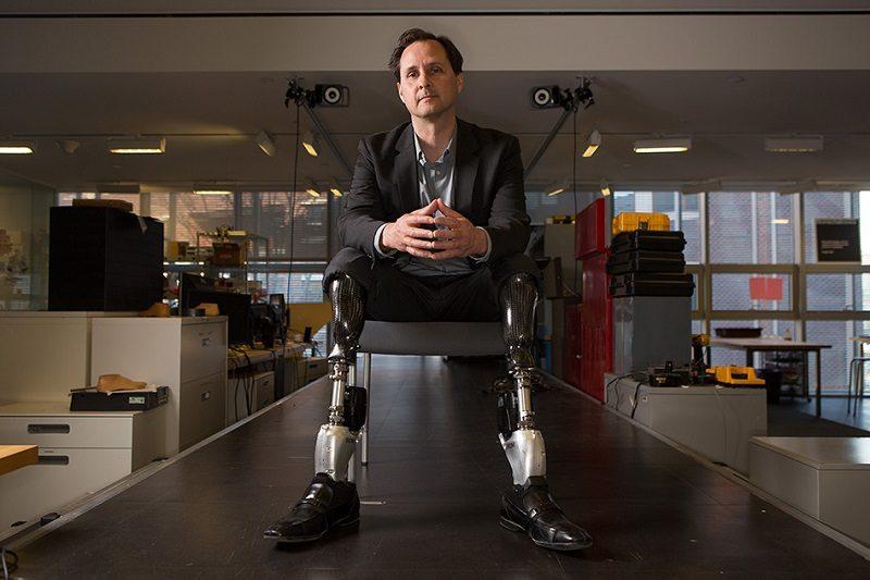 Hugh Herr, diseñador biónico, es galardonado con el Princesa de Asturias de Investigación - hugh-herr-2-800x533