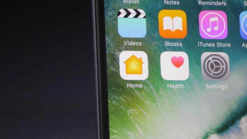 iOS 10 incorporaría modo oscuro - ios-10-home