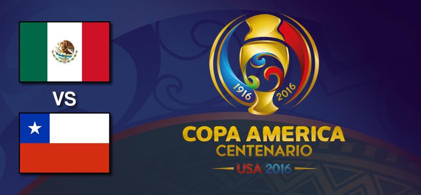 México vs Chile, Copa América Centenario | Resultado: 0-7 - mexico-vs-chile-copa-america-centenario-2016