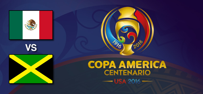 México vs Jamaica, Copa América Centenario | Resultado: 2-0 - mexico-vs-jamaica-copa-america-centenario-2016