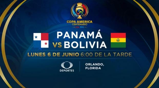 Panamá vs Bolivia, Copa América Centenario 2016 | Resultado: 2-1 - panama-vs-bolivia-copa-america-2016-televisa-deportes
