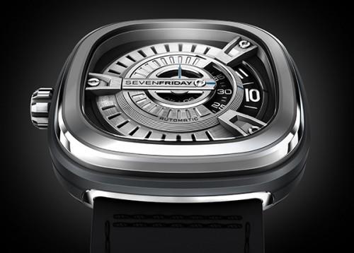 reloj sevenfriday modelo m1 01 SevenFriday M1/01, el reloj perfecto para un Grooming Style
