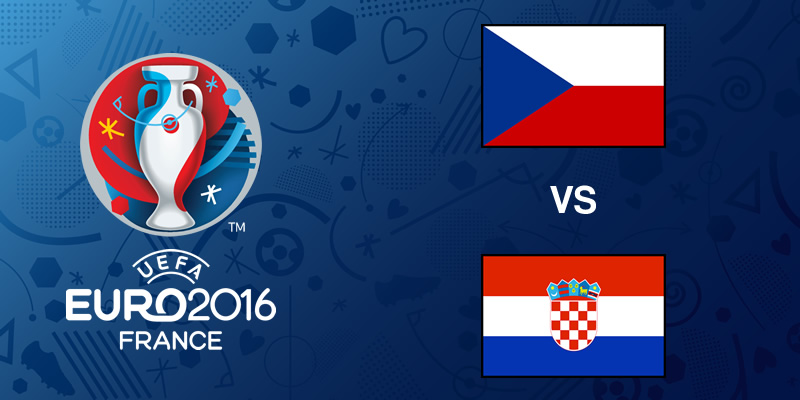República Checa vs Croacia, Eurocopa 2016 | Resultado: 2-2 - republica-checa-vs-croacia-eurocopa-2016