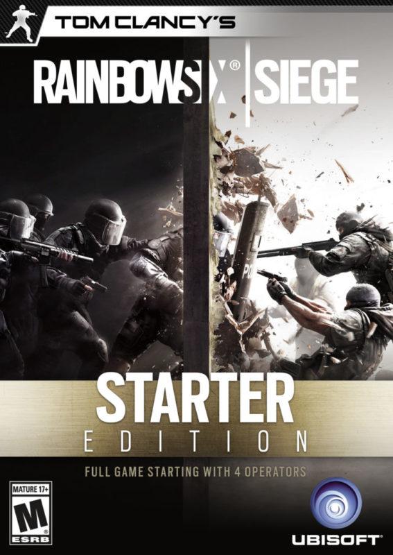 Se estrena Tom Clancy´s Rainbow Six Siege Starter edition para Windows PC - tom-clancys-rainbow-six-siege-starter-edition-para-windows-pc-567x800