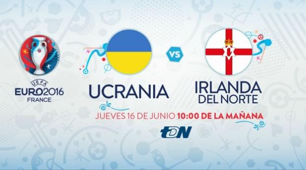 Ucrania vs Irlanda del Norte, Eurocopa 2016 | Resultado: 0-2 - ucrania-vs-irlanda-del-norte-euro-2016-en-vivo