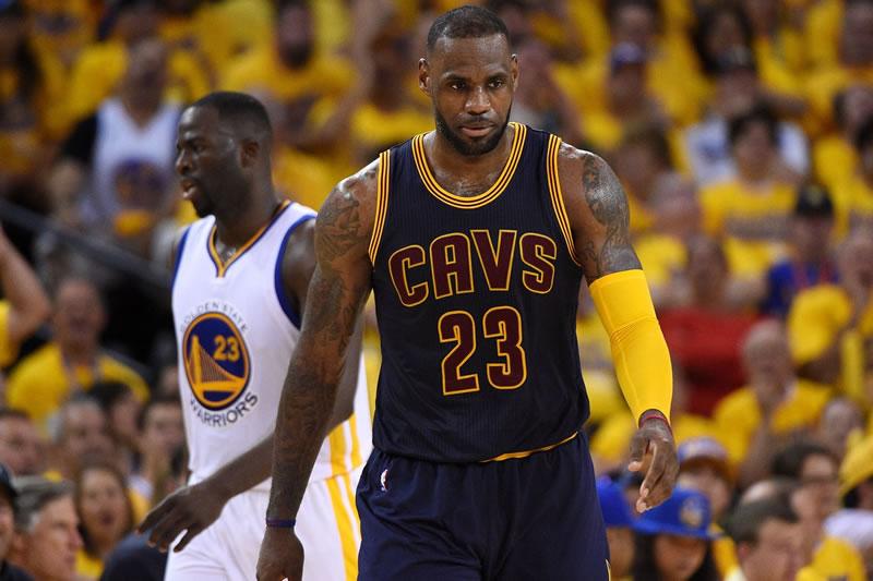 Warriors vs Cavaliers, Juego 3 Final NBA 2016 - warriors-vs-cavaliers-juego-3-final-nba-2016