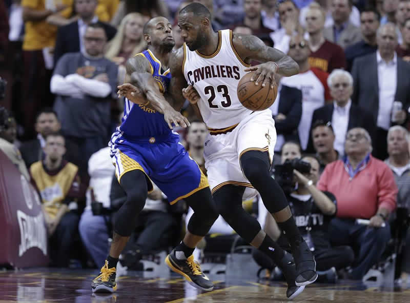 Warriors vs Cavaliers, Juego 4 Final NBA 2016 - warriors-vs-cavaliers-juego-4-final-nba-2016