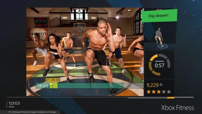 Microsoft anuncia el cierre de Xbox Fitness - xbox-fitness-screen-workout