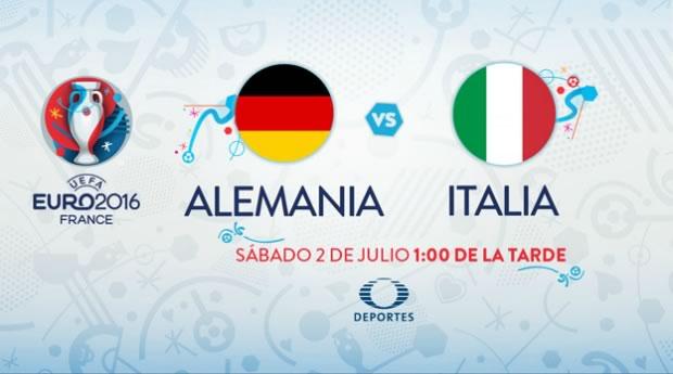 Alemania vs Italia, Cuartos de Final de la EURO 2016 | Resultado: 1-1 - alemania-vs-italia-en-vivo-eurocopa-2016