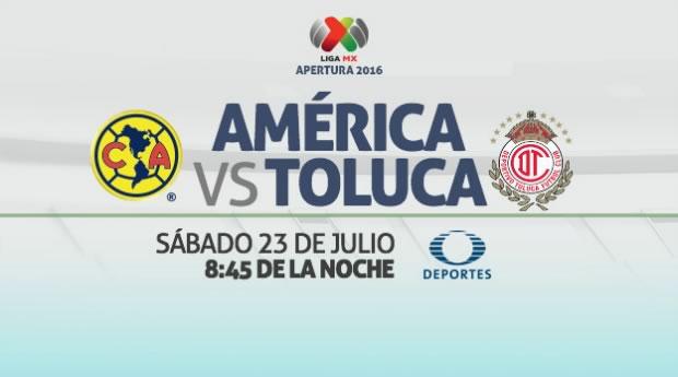 América vs Toluca, J2 del Apertura 2016   Resultado: 3-1 - america-vs-toluca-en-vivo-apertura-2016