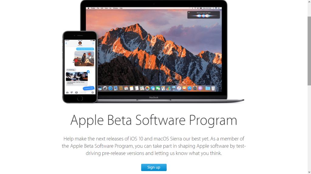 Apple libera las primeras betas públicas de iOS 10 y macOS Sierra - apple-ios-beta1