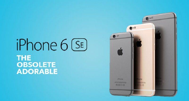 """Filtran fecha de venta y preventa del """"iPhone 7"""" - apple-iphone-6se-800x426"""