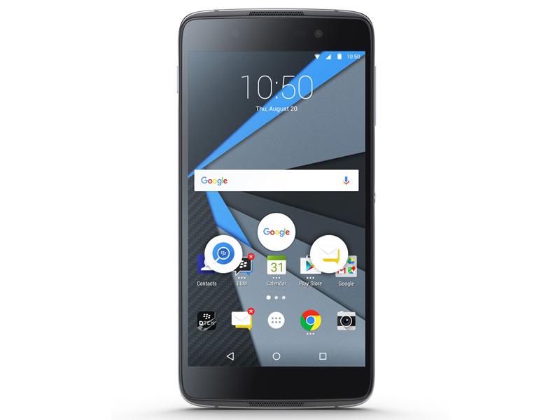 BlackBerry DTEK50, el smartphone Android más seguro del mundo - blackberry-dtek50-neon