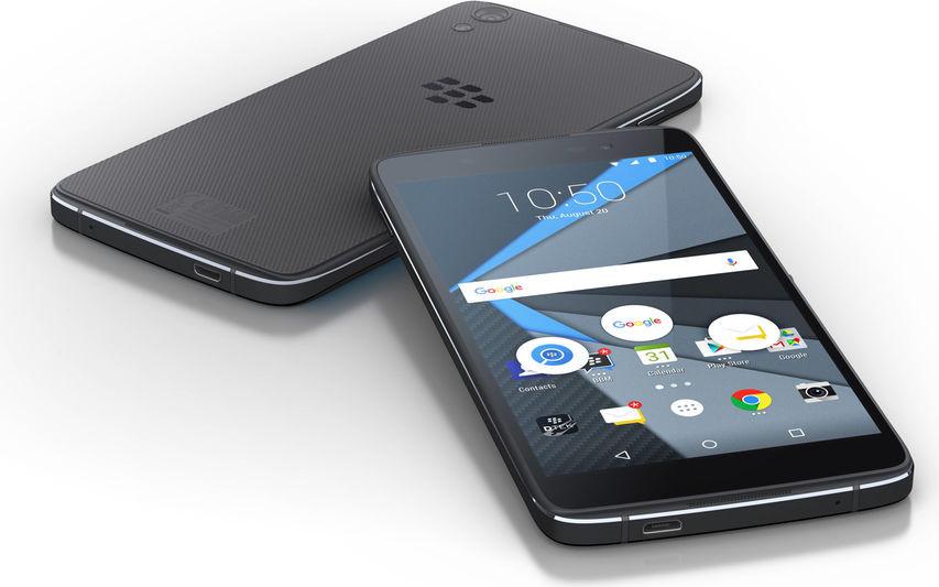 BlackBerry Neon: se filtra el próximo Android de la compañía canadiense - blackberry-neon