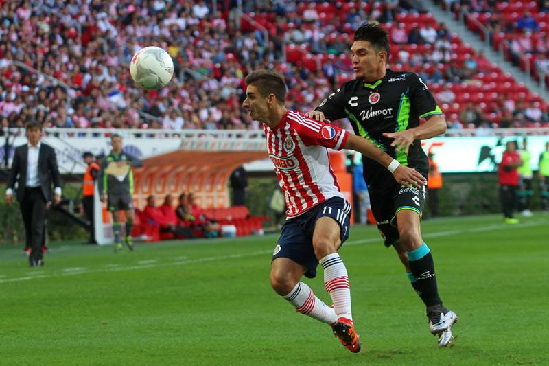 Chivas vs Veracruz, SuperCopa MX 2016 | Resultado: 2-0 - chivas-vs-veracruz-supercopa-mx-2016