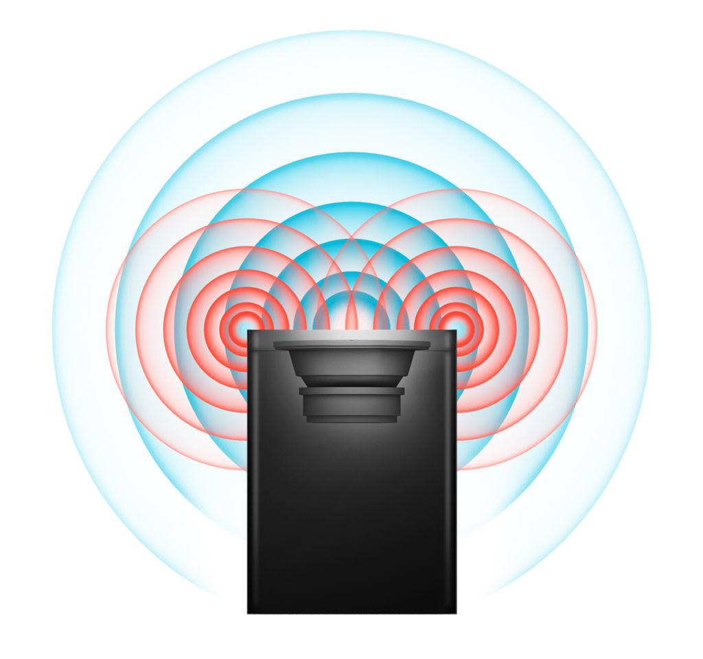 Nuevos monitores de escritorio DM-40 de Pioneer DJ, ya disponibles en México - dm-40_diffractionwave_