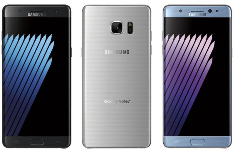 Se filtran renders del Samsung Galaxy Note 7 - galaxy-note-7