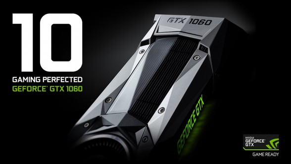 NVIDIA lanza GPU GeForce GTX 1060 - gtx-1060-game-ready