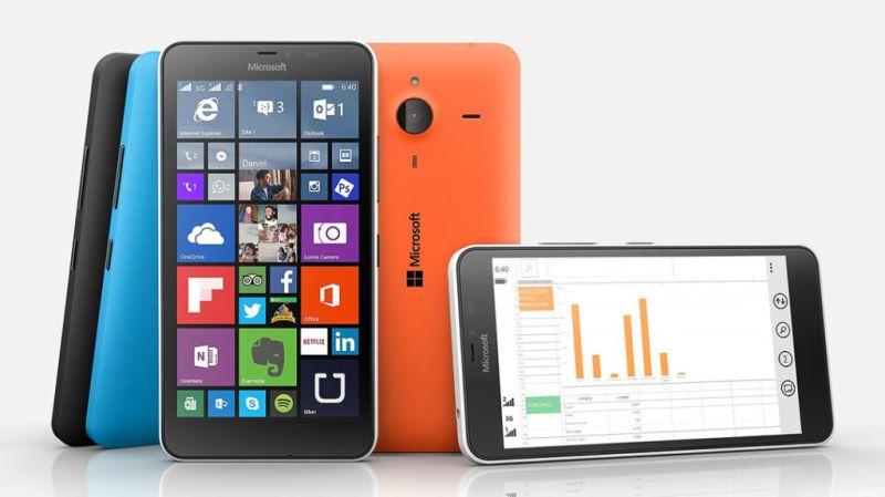 Microsoft apenas vendió 1.2 millones de Lumia en el segundo trimestre - microsoft-lumia-640xl